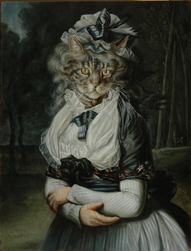 Portraits in Period Styles